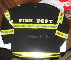 diy fireman costume 4 sons u0027r u0027 us