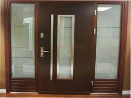 Contemporary Front Doors Contemporary Front Doors Materials Options For Your House Ellecrafts