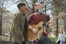 target black friday woman commercial 2017 jennifer hudson surprises a street musician in spot for american