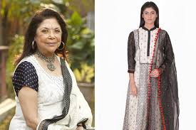 indian designers who use indian textiles and techniques the