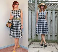 how to wear a vintage dress u0026 style it contemporary suzanne carillo