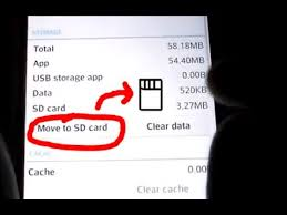 android move files to sd card how to move apps pictures to sd card on android phones