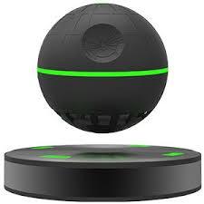 cool looking speakers amazon com ice 7 arc star floating bluetooth speaker electronics