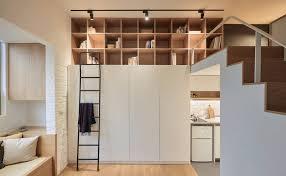 Efficiency Apartment Floor Plan home design 22 sqm efficiency apartment living plan layout idea