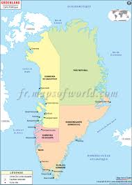 Map Of Canada Cities by Groenland Carte Map Of Greenland Carte Du Monde Pinterest