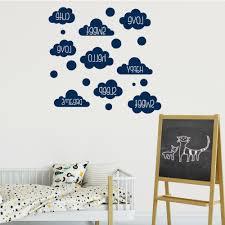 stickers chambre bb sticker chambre enfant dreams stickers chambre concernant