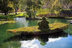 Columbus Topiary Garden - columbus ohio travels with sonny