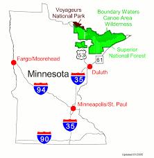Minnesota National Parks images Minnesota national and state parks travel around usa gif