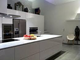 cuisine équipée blanc laqué superior cuisine equipee blanc laque 1 grande cuisine 233quip233e