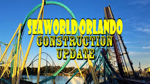 Seaworld Orlando Park Map by Seaworld Orlando General Construction Update 2 9 17 New Markers