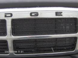 Dodge Ram Cummins Grill - dodge grilles dodge diesel diesel truck resource forums