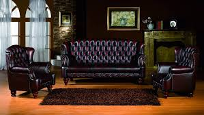 Online Get Cheap Leather Chesterfield Sofa Aliexpresscom - Chesterfield sofa design