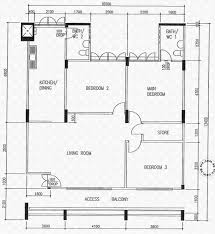 floor plans for serangoon central hdb details srx property