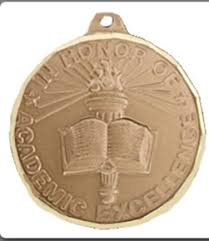 graduation medals new jersey graduation medals medallions for honors graduations