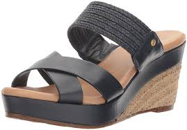 ugg boots sale uk discount code ugg australia s mar black wedges in size 36 eu 35