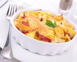 cuisine az tartiflette recette tartiflette au munster facile rapide
