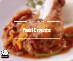 cuisine poulet basquaise poulet basquaise recette cookeo