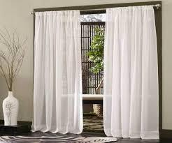 Sheer Patio Door Curtains Rhf Wide Thermal Blackout Patio Door Curtain Panel Sliding Door