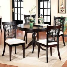 small round table with 4 chairs enchanting small dining table set for 4 modern glass suitable 2 or