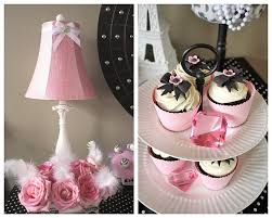 Pink And Black Candy Buffet by Paris Themed Birthday Party Pics And Candy Buffet Ideas Sweet