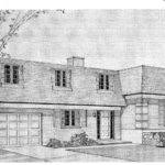 Second Empire House Plans Mansard Roof House Plans Second Empire Eplans House Plans 77204