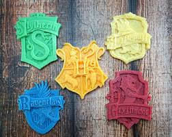 Harry Potter Bathroom Accessories Harry Potter Crest Etsy