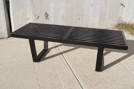 Slat Bench Coffee Table Machine Age U2013 New England U0027s Largest Selection Of Mid 20th Century
