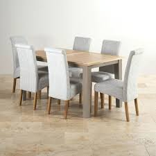 Light Oak Dining Room Sets Painted Oak Dining Table And Chairs Dining Room Table Set In Oak