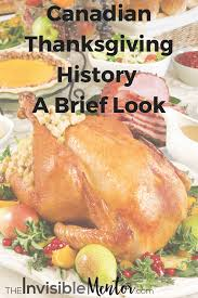 canadian thanksgiving history a brief look tradition similar to