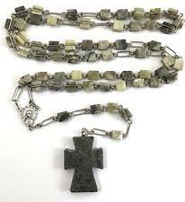 connemara marble rosary connemara marble ebay