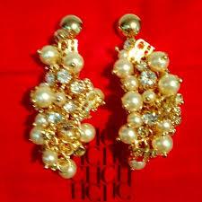 ch earrings 81 carolina herrera jewelry ch earrings from jacqueline s