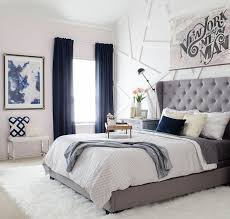 bedroom curtain ideas navy blue bedroom curtain ideas 15 ways to decorate with curtains
