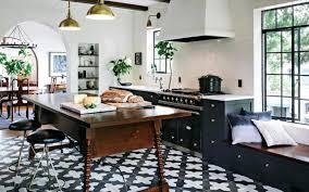 black and white vinyl kitchen flooring ideas baytownkitchen com