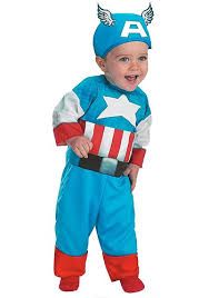 Boy Toddler Costumes Halloween Captain America Toddler Costume Kids Costumes Captain America