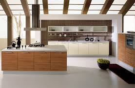 kitchen design and decoration using solid wooden kitchen ceiling