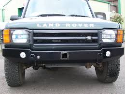 heavy duty bumpers from first four offroad