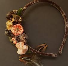decorative headbands vintage velvet headbands for bridesmaids