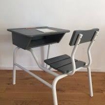 bureau enfant gris bureau d enfant gris vintage classique bureau enfant gris