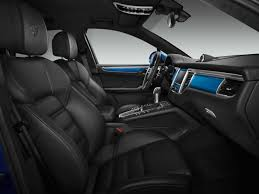 porsche macan interior 2017 porsche macan s looks cool with exclusive optons performancedrive