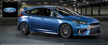 2016 ford focus rs available in phoenix az bell ford