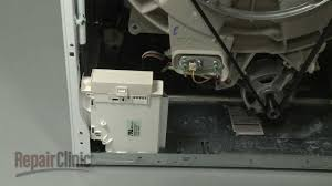 electrolux washer motor control board replacement 134618211 youtube