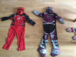 red power ranger costume for toddlers power rangers jungle fury costumes in coventry west midlands