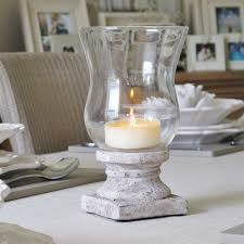Hurricane Candle Holders Large Glass Candle Holders Ideas Sorrentos Bistro Home