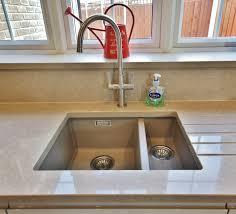 Kitchen Window Sill Ideas Caesarstone U0027shitake U0027 Worktop Up Stand And Window Sill Designed