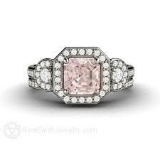 morganite bridal set best 25 morganite bridal set ideas on vintage diamond