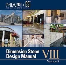 Stone Design by Dimension Stone Design Manual 8 0 Stone World