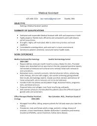 Medical Technologist Resume Sample by Sample Resume For Entry Level Medical Technologist Resume