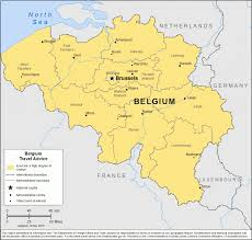 belguim map belgium and brussels safety tips and map safearound