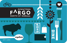 gift card downtown fargo gift card downtown community partnership