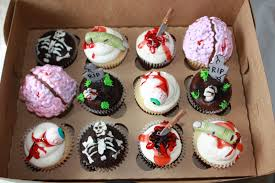 Gross Cakes For Halloween by Yummy Mummy Cupcakes Slightly Gross Halloween Cupcakes
